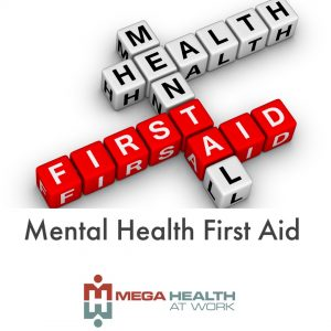 Mental Health First Aid Workshops